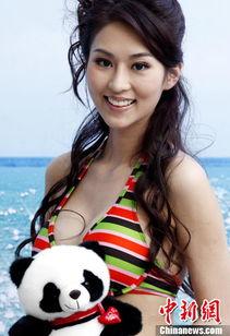 ...,参加2010亚洲小姐竞选--港澳赛区的13名佳丽在香港以活泼、性感...