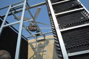 菱电 冷却塔填料500 900 冷却塔填料 菱电方形