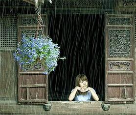 【原创】七绝;临窗二首 - 饮冰狂儒 - 静霆博客
