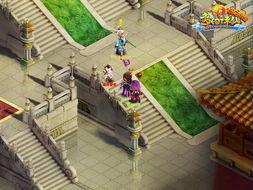 完成仙界游乐场活动 参加活动-狂送iPad 梦幻诛仙 幸运大抽奖今日开启