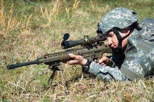 美最新M110狙击枪精度差士兵被迫启用老式M24
