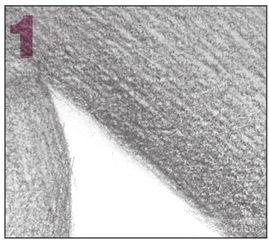 素描圆锥体的绘画步骤 7