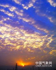 ...漯河市天气干旱,麦田喊渴,久违的降水云团为漯河带来了一丝清凉...