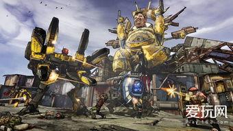 主之地2》就向全世界玩家展示了