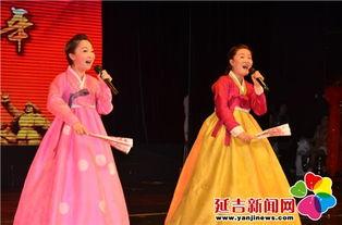 ...70周年 延边歌舞团走进河南街道慰问演出