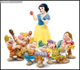 ...片素材描述: 白雪公主 迪士尼 迪士尼公主 迪士尼卡通 迪士尼卡通人...