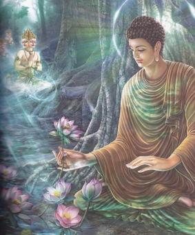 史籍记载的佛陀降生时的天异现象