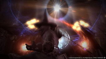 鹰身形象出现的风神   剑盾骑士挑战土神泰坦   性法术   挑战蛮神时的华...