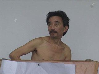 53岁的人体模特父亲 2008.07.28