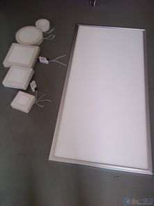 LED鱼缸灯发光机芯 自制过程