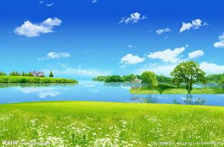 唯美风景图片