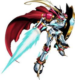 ...义精神,投身于圣战之中,最后获得至高的圣铠、圣枪、圣盾.数码...
