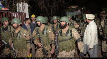将有一万名军人在巴基斯坦对中国工人进行保护