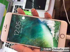 二修iPhone6手机wifi打不开故障维修