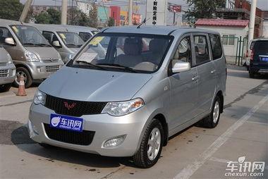 五菱宏光将推自动挡车型 有望2014年上市