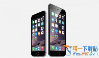 1.iPhone6 Plus屏幕尺寸更大-iPhone6和iPhone6 plus对比