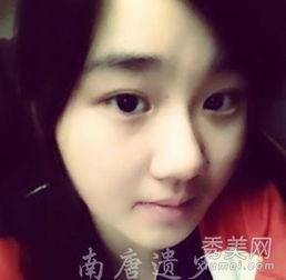 孟非15岁漂亮女儿自拍照曝光 甜蜜靓丽