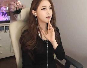韩国美女主播李柔美图片甜美惹人爱