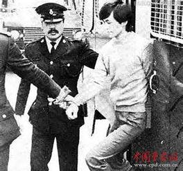 香港奇案之雨夜屠夫 图片中心 中国警察网