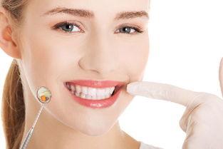 成人牙齿面临危机-美牙误区,美女误入