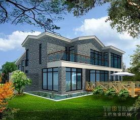 10万农村别墅设计图