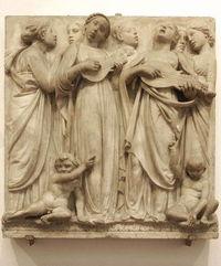 ...纪意大利大理石雕刻画将赴美国展出-15世纪意大利大理石雕刻作品将...