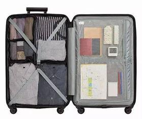 去国外旅行,如何整理你的行李箱