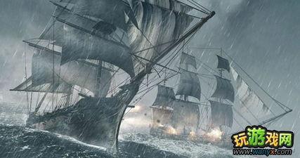 刺客信条4 黑旗 带你全程体验18世纪的海盗生涯