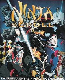 日本经典动画《兽兵卫忍风帖》(Ninja Scroll)将被改编成的真人电影...