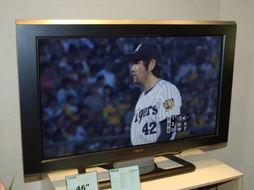 ● 40寸以上液晶屏幕 成为主流-台北Computex2004 50寸大屏幕产品展示