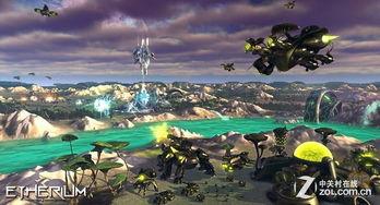 乙金战争公布死亡星球 复活星球画面
