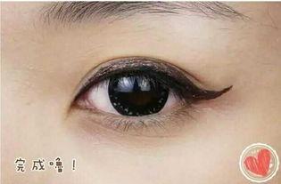 ...16年,眼线和眉毛就要这样画 女人再懒也要画眉毛和眼线的,不然都...