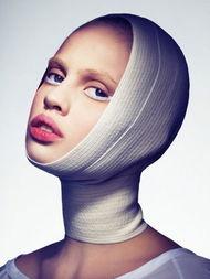 好的化妆技术不但是整容手术,还是变性手术啊!