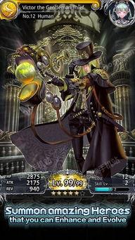 时空之门破解版下载 时空之门游戏中文内购破解版 Chronos Gate v1....