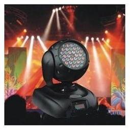 ...ries YL008 LED Moving Head Light 36pcs 1W