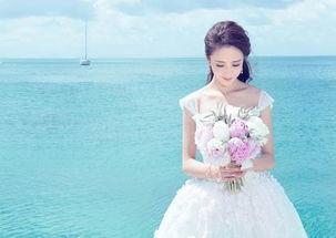 14婚纱系列,清纯唯美古典风   自从在快本上高调公布恋情之后,佟丽...