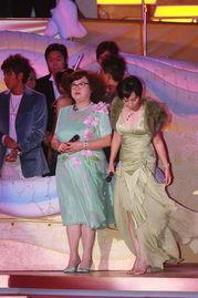 两位重量级大姐大,多次被香港媒体报道不和.在2000年无线33周年...