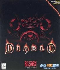 1. 暗黑破坏神-回顾PC平台评价最高的20部游戏