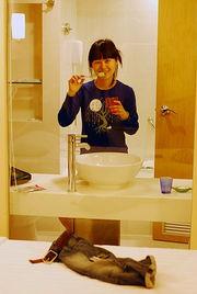 ...片,第一天住的酒店 卫生间是透明的DSC 0505,网络相册