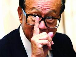 78岁李嘉诚仍不满意业务发展