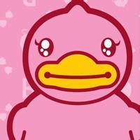 小黄鸭和人qq头像