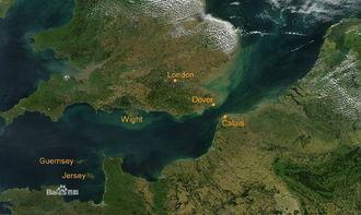 知名海峡 英吉利海峡