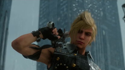 《Final Fantasy 零式 HD》放出体验版.   游戏视频   首次公开的最终...