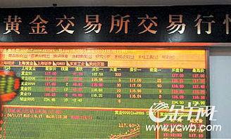 上海黄金交易所怎么开户?