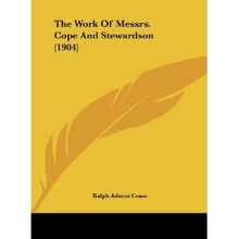 ...ork of Messrs. Cope and Stewardson 1904