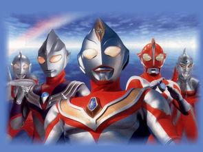 表情 Ultraman 奥特曼壁纸女奥特曼苍月女战士61 看漫画 表情