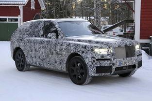 Rolls Royce Cullinan还是一部手工打造 高度客制的车款