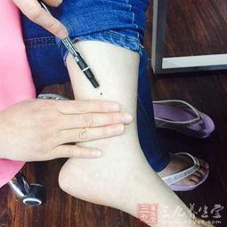 脚踝韧带拉伤 这些方法可处理脚踝韧带拉伤