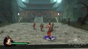 残斗大陆-小编在对游戏进行试玩的前几个关卡中,游戏场景都是以中国古寺庙作...
