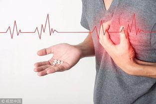 胸痛一定是心梗 气温骤降当心 致命胸痛